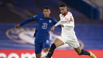 Thiago Silva - Soccer Player - Born 1984, Youssef En-Nesyri