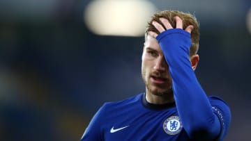 Werner admitted he has never experienced a goal drought like the one he endured with Chelsea between November and February