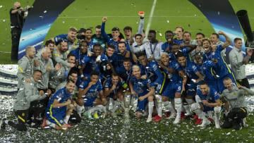Chelsea are targeting more silverware