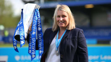 Emma Hayes has won her fourth WSL title as Chelsea manager