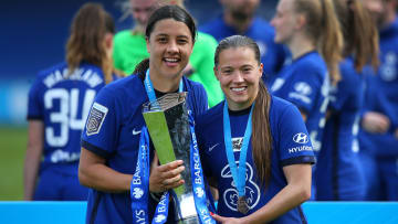 Chelsea won another WSL title in 2020/21