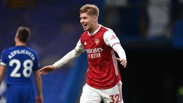 Emile Smith Rowe leibt bei Arsenal