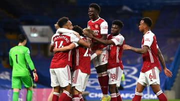 Arsenal remporte le derby londonien