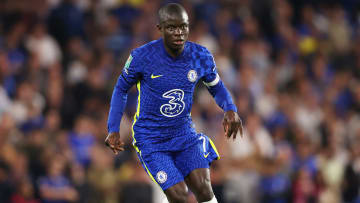 N'Golo Kante is sidelined again