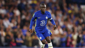 Chelsea are willing to let N'Golo Kante leave next summer