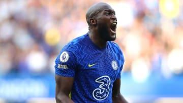 Lukaku ainda não venceu a Champions   Chelsea v Aston Villa - Premier League