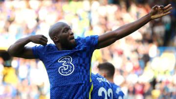 Lukaku foi a grande contratação do Chelsea no último mercado