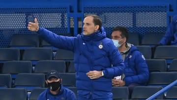 Thomas Tuchel made seven changes for the clash with Arsenal