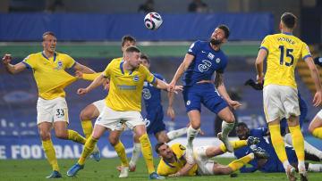 Chelsea v Brighton & Hove Albion - Premier League