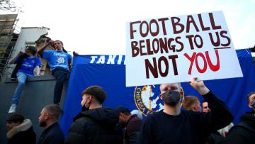 Après la colère des fans, les six clubs anglais se sont retirés du projet
