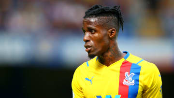 Zaha will be hoping for three points against Brentford