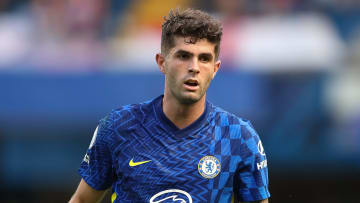 Pulisic has had a number of injury issues since joining Chelsea