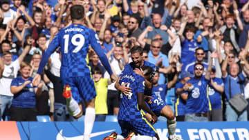 Blues venceram o Crystal Palace por 3 a 0
