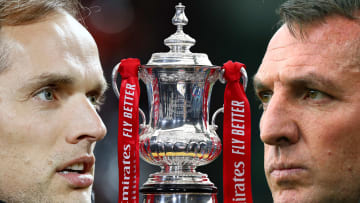 It's FA Cup final day!