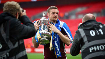 His FA Cup triumph was the latest in a long line of incredible achievements for the former factory worker