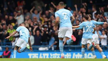 City venceu o Chelsea com gol de Gabriel Jesus   Chelsea v Manchester City - Premier League