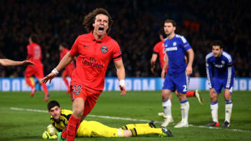 David Luiz vs Chelsea