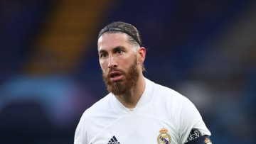Sergio Ramos is leaving Real this summer