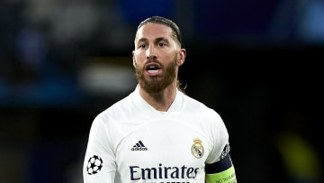Sergio Ramos has picked up another injury