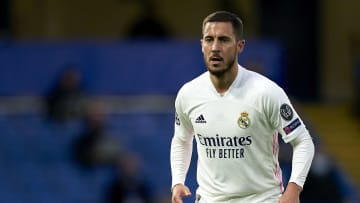 Real Madrid are reportedly open to selling Eden Hazard