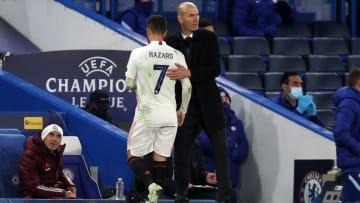 Zinedine Zidane & Eden Hazard could leave Real Madrid