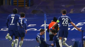 Real Madrid were outplayed as Chelsea completed a 3-1 aggregate victory
