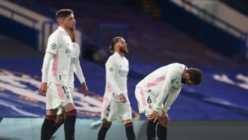 El Real Madrid, eliminado por el Chelsea