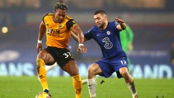 Chelsea möchte offenbar Adama Traoré (25) aus Wolverhampton verpflichten