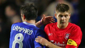 Lampard y Gerrard