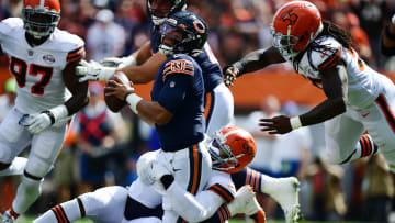 Chicago Bears v Cleveland Browns