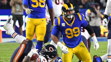 Aaron Donald, David Montgomery