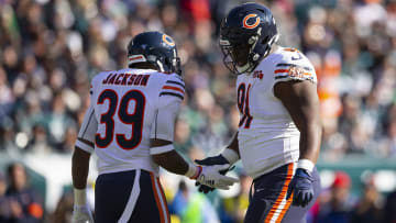 The Chicago Bears got some concerning news regarding defensive lineman Eddie Goldman's latest injury update.