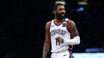 Kyrie Irving, Chicago Bulls v Brooklyn Nets
