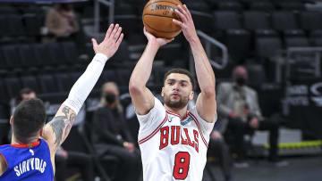 Zach LaVine es la estrella de los Bulls