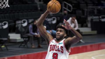 Patrick Williams fue la primera selección de los Bulls en el draft de 2020