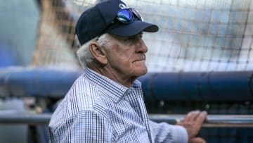 Milwaukee Brewers radio voice Bob Uecker had a funny response to calling games this season.