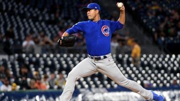 Chicago Cubs lefty Jose Quintana