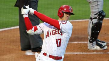 Shohei Ohtani es el lanzador que mejor batea en la actualidad en la MLB