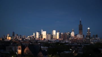 Chicago's Willis Tower Loses Power After Area Flooding