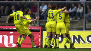Chievo v Inter Milan X