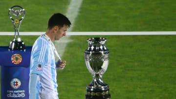 Chile v Argentina - 2015 Copa America Chile Final - Messi buscará una nueva revancha.