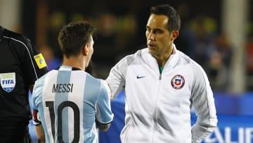 Nuevo duelo entre Chile y Argentina