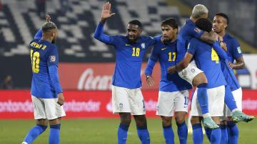 Jogadores brasileiros chegam fortes no FIFA 22 | Chile v Brazil - FIFA World Cup 2022 Qatar Qualifier