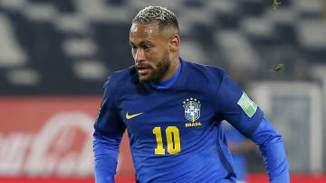 Neymar has spoken out over criticism of his weight