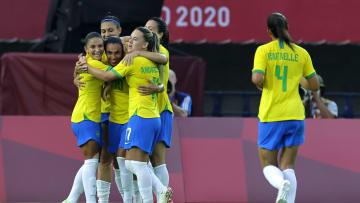 Brasil fará dois amistosos contra a Austrália