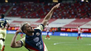 El delantero de las Águilas se muestra optimista por una oferta del fútbol de Europa