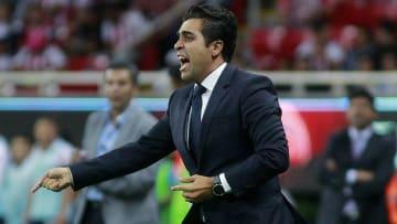 Marcelo Michel Leaño estará al frente de Chivas para el Clásico Nacional contra América en el Estadio Azteca.