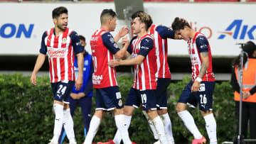Chivas buscará vencer a América en la fecha 10 del Aperturra 2021