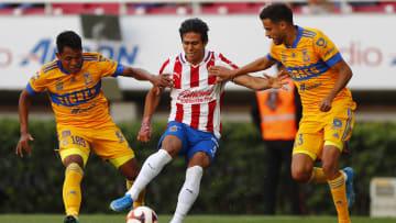 Chivas v Tigres UANL - Torneo Guard1anes 2021 Liga MX
