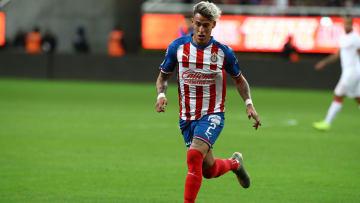 """Cristian """"Chicote"""" Calderón sorprendió a todos en la Liguilla y en este clásico podría tener su oportunidad de reivindicarse en otro Súper Clásico"""